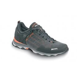 Meindl Ontario GTX schwarz/orange pánské nepromokavé nízké kožené trekové boty
