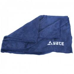 Yate Cestovní ručník L modrý 61 x 89 cm froté úprava, rychleschnoucí, vysoce absorpční 1
