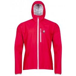 _High Point Active Jacket Red pánská nepromokavá outdoorová bunda Pertex změřeno