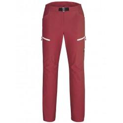 _High Point Atom Lady Pants Brick Red dámské softshellové větruvzdorné kalhoty změřeno