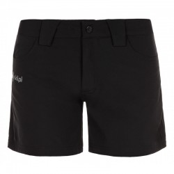 Kilpi Sunny-W černá ML0031KIBLK dámské funční outdoorové turistické kraťasy