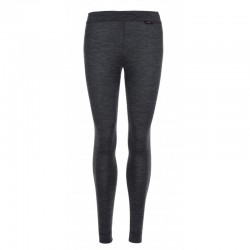 Kilpi Spancer-W tmavě šedá LL0305KIDGY dámské spodky dlouhá nohavice Merino vlna 1
