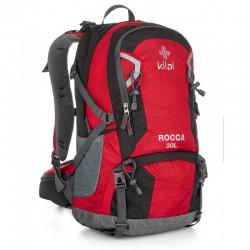 Kilpi Rocca-U 30l turistický outdoorový batoh red červený1