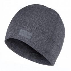 _Kilpi Tail-U tmavě šedá unisex sportovní funkční zimní běžecká čepice změřeno