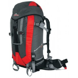 Doldy Alpinist Extreme 38+ Cordura červená/černá