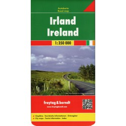 Freytag a Berndt Irsko 1:350 000 automapa
