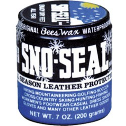 Sno-seal Vosk čirý 200 g/236 ml dóza