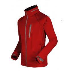 Husky Hemy červená unisex lehká softshellová bunda/vesta Extend-Pro Drop Softshell 7000
