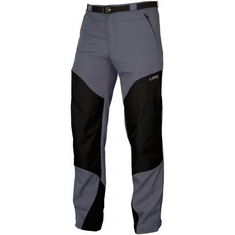 Direct Alpine Patrol 4.0 grey/black pánské turistické kalhoty