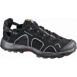 Salomon Techamphibian 3 black/flea 128478 pánské sandály i do vody