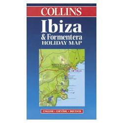Collins Ibiza, Formentera 1:75 000