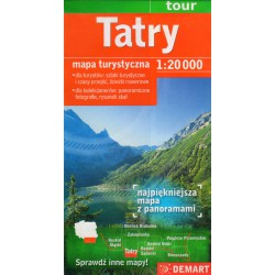 DEMART Tatry 1:20 000