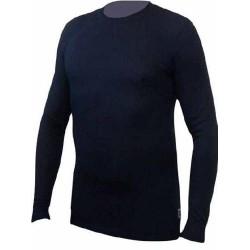 Jitex Ibes 701 TES tmavě modrá unisex triko dlouhý rukáv