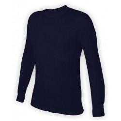 Jitex BoCo Joboko 501 TEX tmavě modrá dětské triko dlouhý rukáv