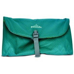Pinguin Foldable Washbag L petrol