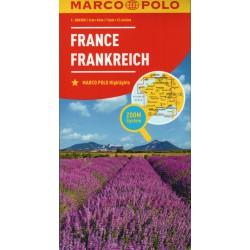Marco Polo Francie 1:800 000