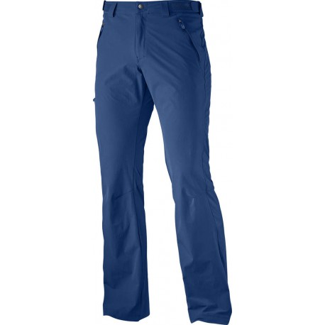 Salomon Wayfarer Pant M midnight blue 363385