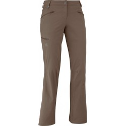 Salomon Wayfarer Pant W haukkua brown 363398