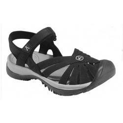 Keen Rose Sandal W black/neutral gray dámské outdoorové sandály i do vody