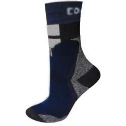 Jitex BoCo Horn 701 TXM tmavě modrá trekové ponožky