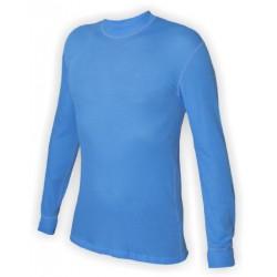 Jitex BoCo Joboko 501 TEX modrá dětské triko dlouhý rukáv