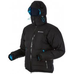 Sir Joseph Spire černá unisex nepromokavá zimní péřová bunda Exel Dry Stream