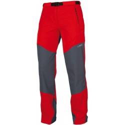 Direct Alpine Patrol Lady red/grey dámské turistické kalhoty