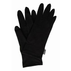 Jitex BoCo Rukava 801 TEM černá dámské lehké rukavice Merino vlna