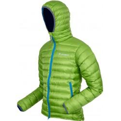 Sir Joseph Apron Hooded Man zelená pánská lehká péřová bunda