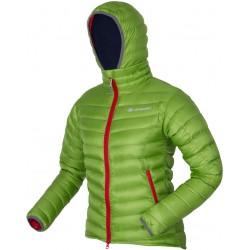 Sir Joseph Apron Hooded Lady zelená dámská lehká péřová bunda