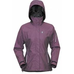High Point Victoria violet dámská nepromokavá bunda BlocVent