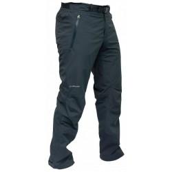 Pinguin Alpin S Pants šedá unisex nepromokavé kalhoty A.C.D. membrane 2L