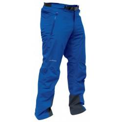 Pinguin Alpin S Pants modrá unisex nepromokavé kalhoty A.C.D. membrane 2L