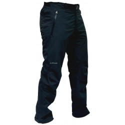Pinguin Alpin S Pants černá unisex nepromokavé kalhoty A.C.D. membrane 2L