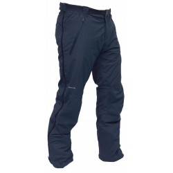 Pinguin Alpin L Pants šedá unisex nepromokavé kalhoty A.C.D. membrane 2L