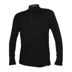 Jitex BoCo Kekuj 901 TES černá pánské triko dlouhý rukáv Merino vlna