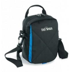 Tatonka Check In black příruční taška přes rameno