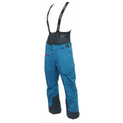Pinguin Freeride Pants petrolejová unisex nepromokavé kalhoty A.C.D. membrane 2L