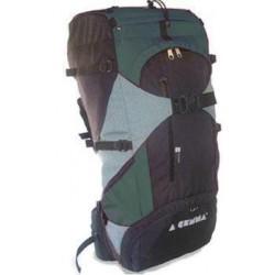 Gemma Turist 55 tmavě zelená Cordura turistický batoh