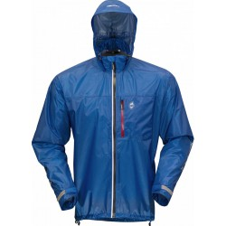 High Point Road Runner 2.0 Jacket dark blue pánská nepromokavá bunda BlocVent 2,5L Super L
