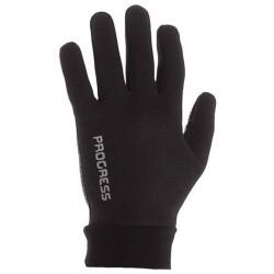 Progress Windy černá unisex větruodolné rukavice