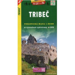 SHOCart 1081 Tribeč 1:50 000
