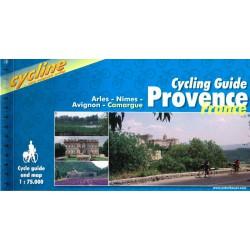 Bikeline Provence 1:75 000 cykloprůvodce