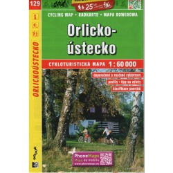 SHOCart 129 Orlickoústecko 1:60 000