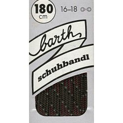 Barth Bergsport Halbrund půlkulaté/180 cm/barva 244 tkaničky do bot