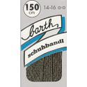 Barth Bergsport Flach ploché/150 cm/barva 182 tkaničky do bot