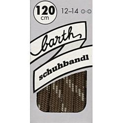 Barth Bergsport půlkulaté/120 cm/barva 306 tkaničky do bot