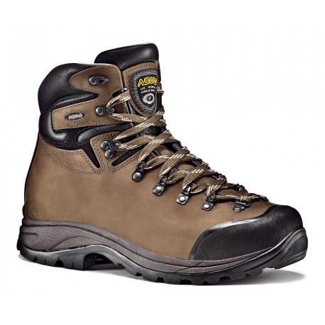 f88707b64f26 Asolo Fandango GV MM GTX brown pánské nepromokavé kožené trekové boty