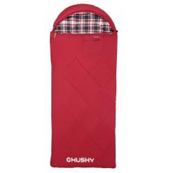 Husky Kids Galy -5°C červená dětský třísezónní dekový spací pytel Invista Hollowfibre 4