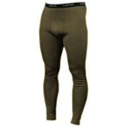 Jitex Boco Boren 931 TSS tmavě khaki pánské spodky dlouhá nohavice merino vlna